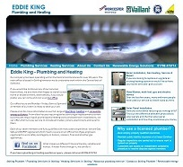 Eddie King Plumbing and Heating - Stirling